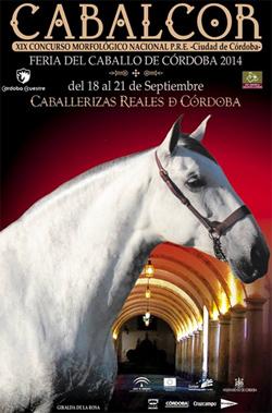 Cabalcor 2014 - XII Feria del Caballo de Córdoba - 18 al 21 de septiembre de 2014