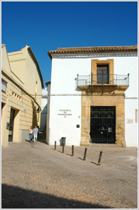 Plaza de Maimónides