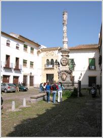 Plaza de los Aguayo