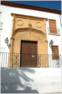 Palacio del Bailío