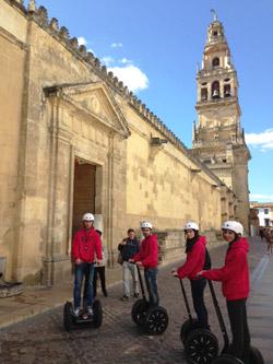 Córdoba by Segway