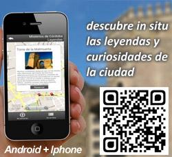 Córdoba Misteriosa - Aplicación móvil