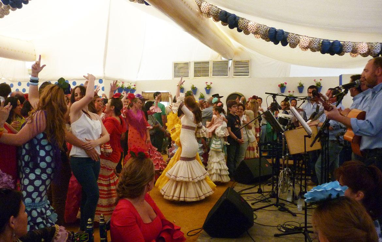 The Fair of Cordoba (Spain)