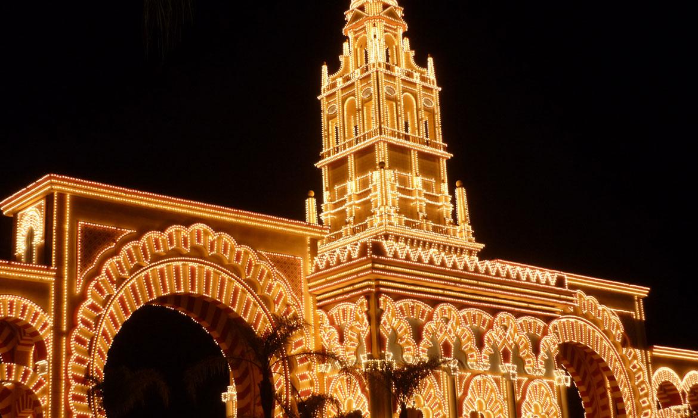 La foire de Cordoue (Espagne)