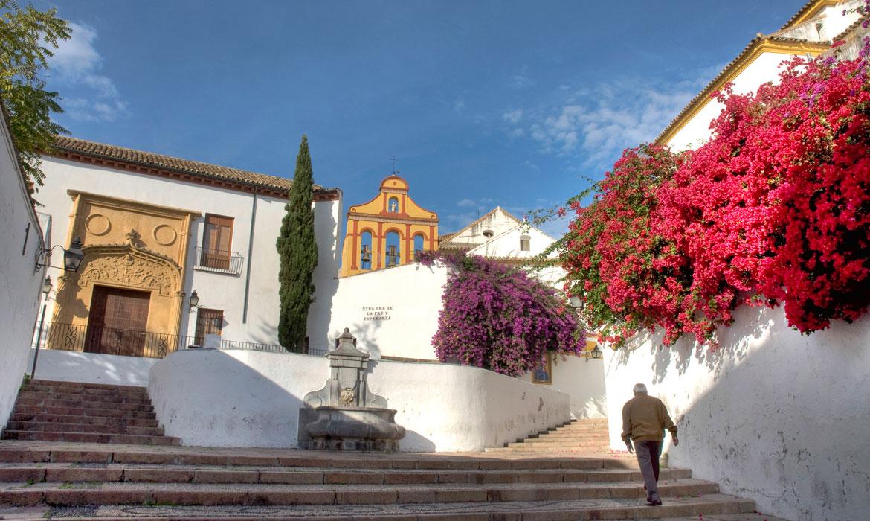 Cuesta del Bailío (Córdoba - España)