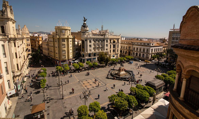 Plaza de las Tendillas (Córdoba - España)