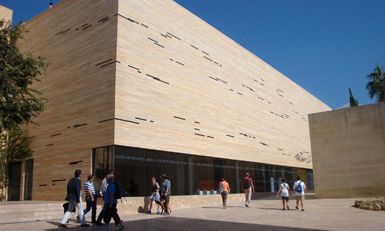 Centro de Recepción de Visitantes de Córdoba (España)