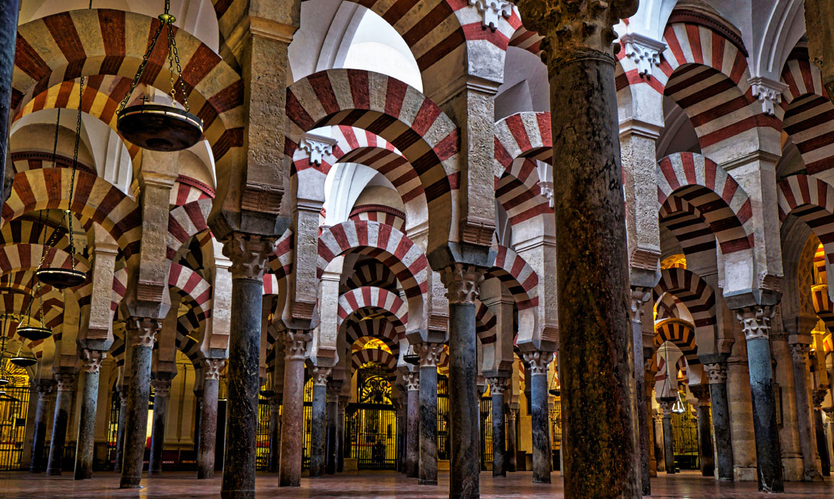The Mosque-Cathedral of Cordoba (Spain)
