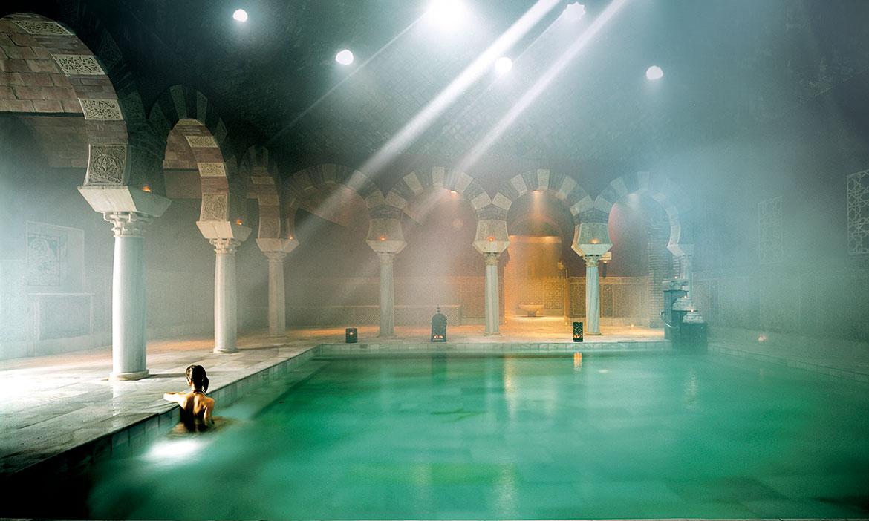 Bains arabes et lieux de détente à Cordoue (Espagne)