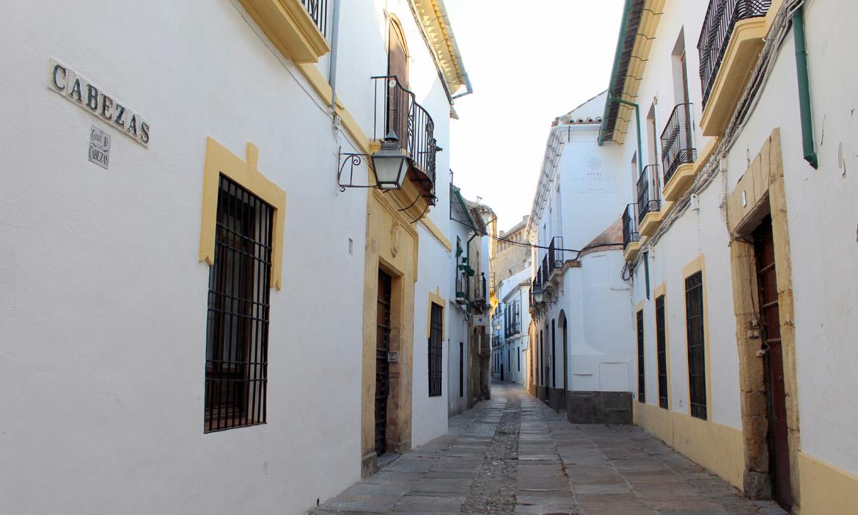 Calle Cabezas (Cordoba - Spain)