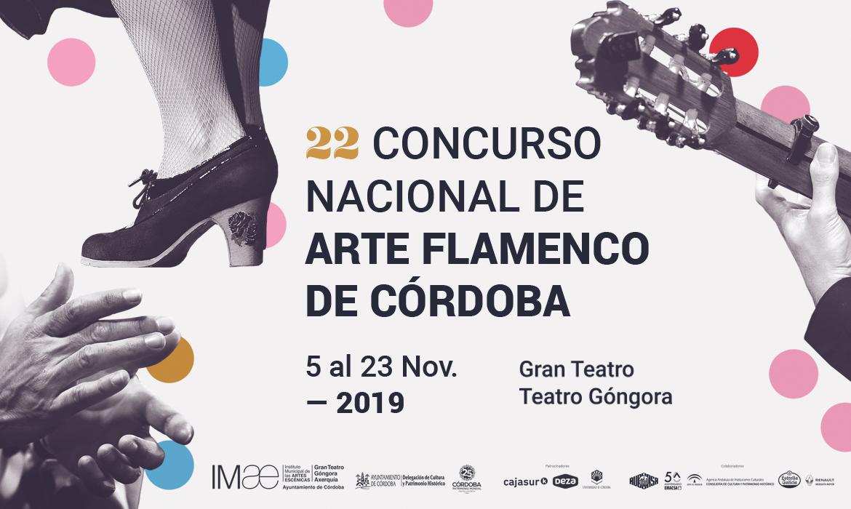22 Concurso Nacional de Arte Flamenco de Córdoba (España)