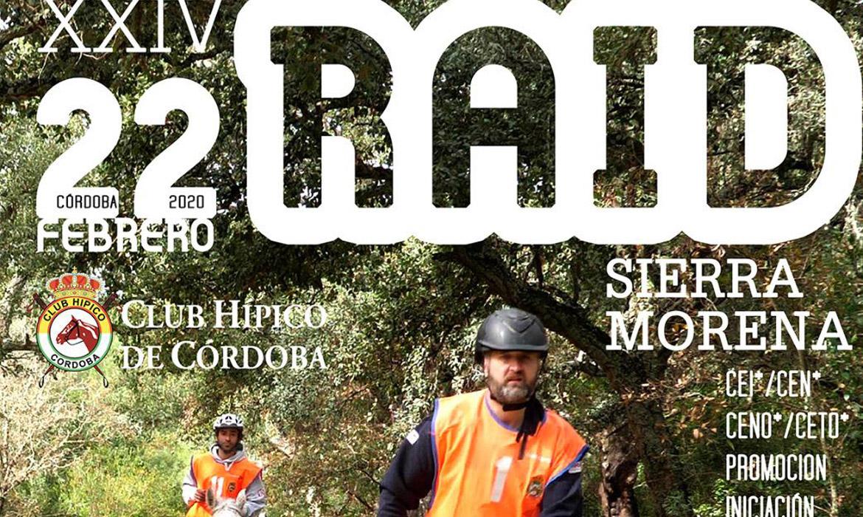 Raid Hípico Sierra Morena 2020 (Córdoba - España)
