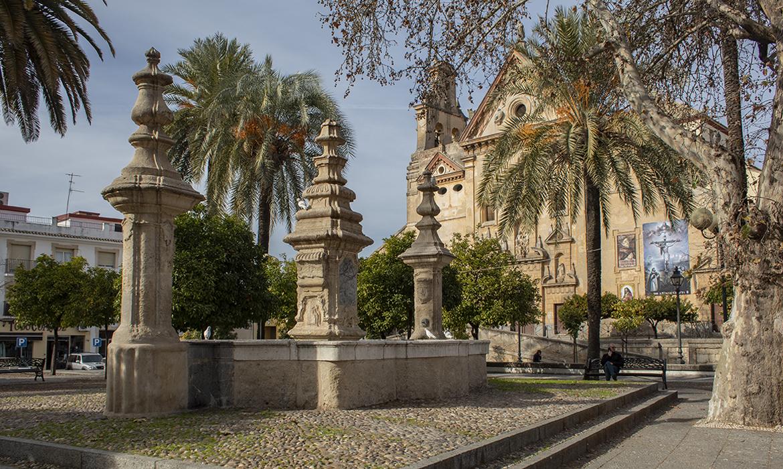 Fuente de la Plaza del Cristo de Gracia