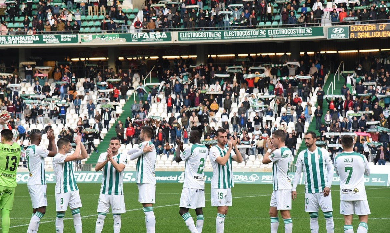 Football in Cordoba (Spain)