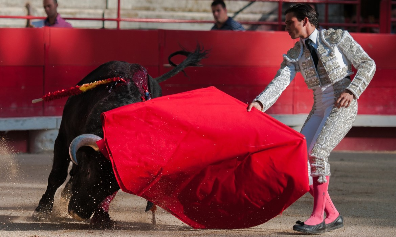Bullfighting in Cordoba (Spain)