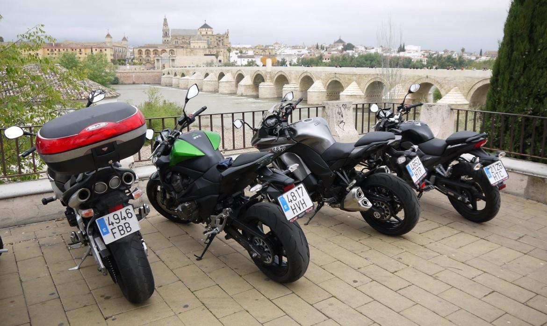 Córdoba en moto (España)