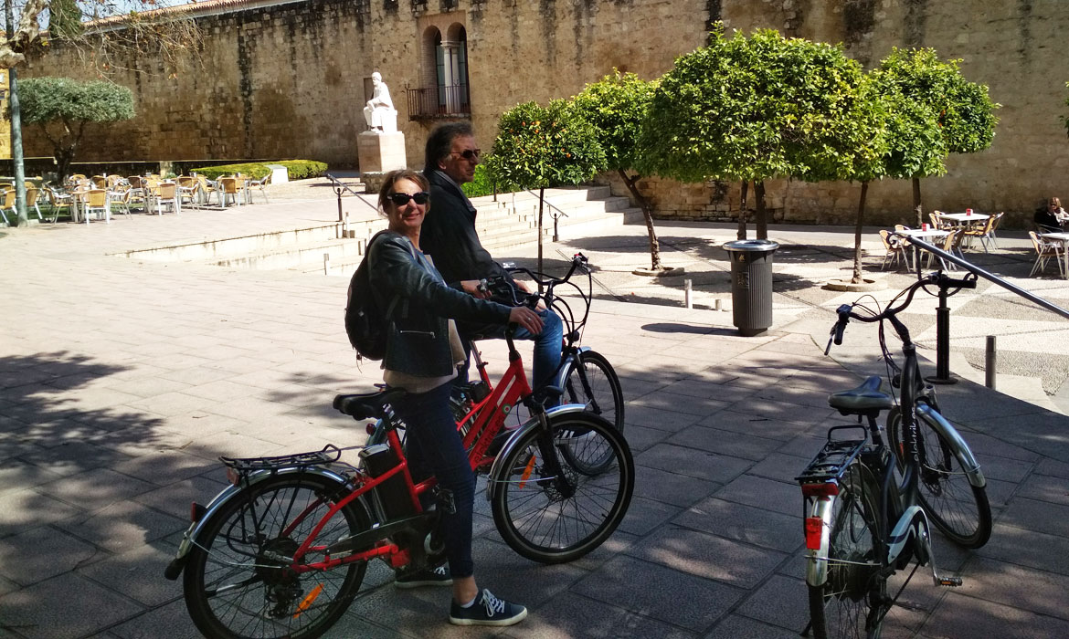 Bicycle Hire in Cordoba (Spain)