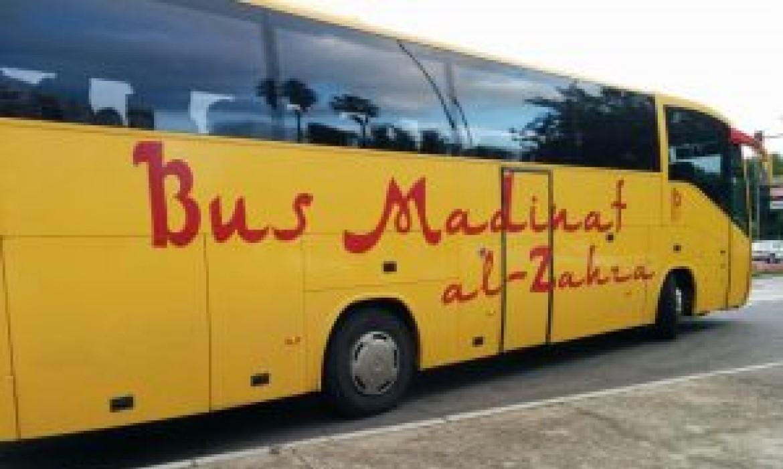 Bus Diario a Medina Azahara (Córdoba - España)