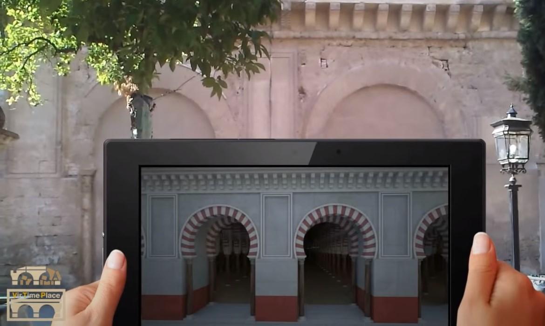 VirTimePlace, realidad virtual en Córdoba (España) - App móvil
