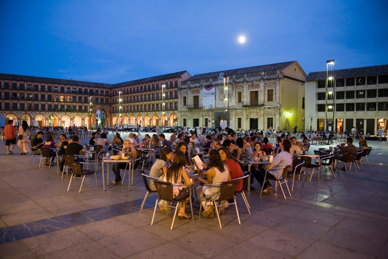Plaza de la Corredera (Córdoba - España)