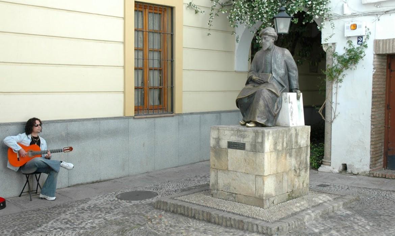 Plaza de Tiberíades (Cordoba - Spain)