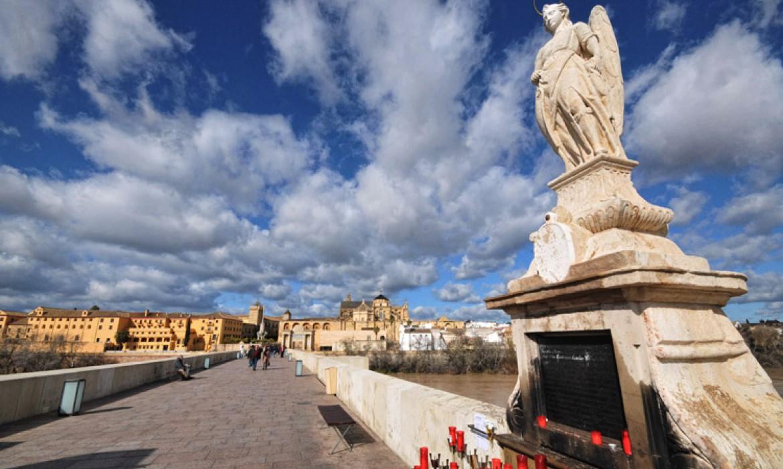 Triumphal statues (Cordoba - Spain)