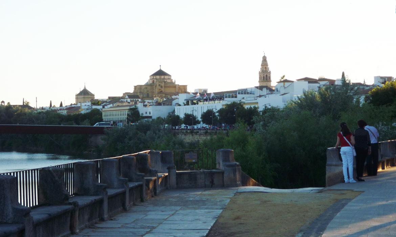 Paseo de la Ribera (Córdoba - España)