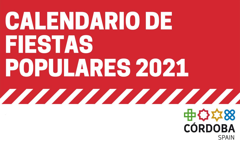 Este es el Calendario de las Fiestas de Córdoba (España) para 2021
