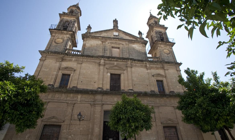 Iglesia de San Rafael (Córdoba - España)