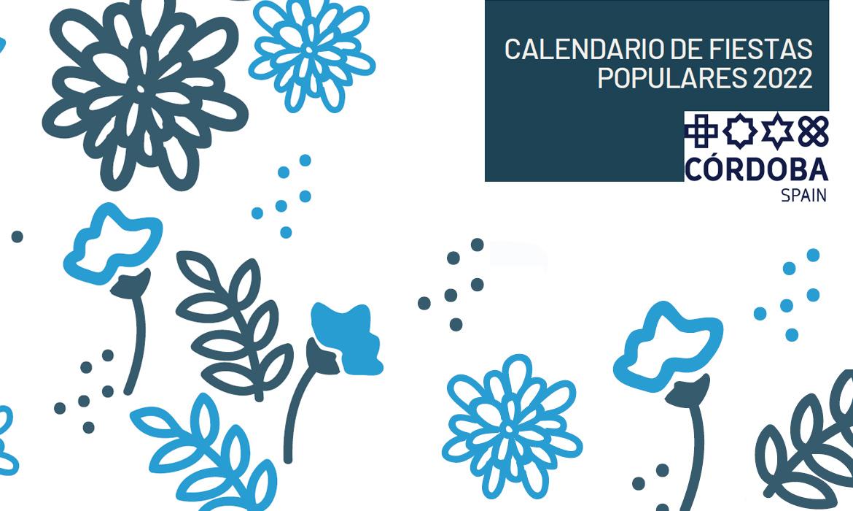 Calendario de las Fiestas de Córdoba para 2022 (España)